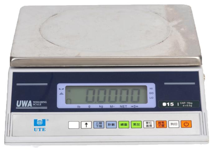 Cân điện tử 3kg uwa
