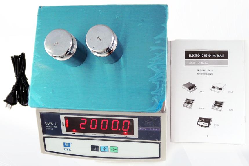 Cân điện tử uwa-d 15kg
