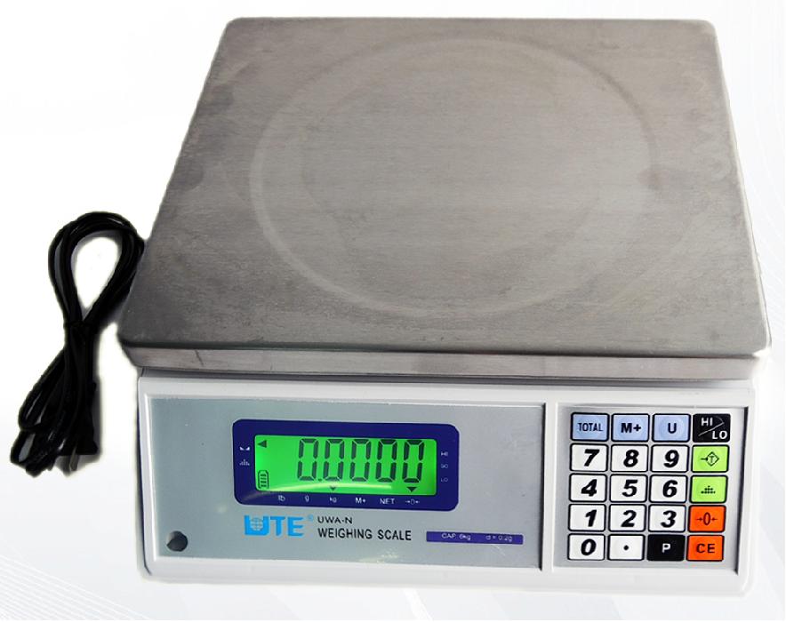 Cân điện tử 30kg uwa-n