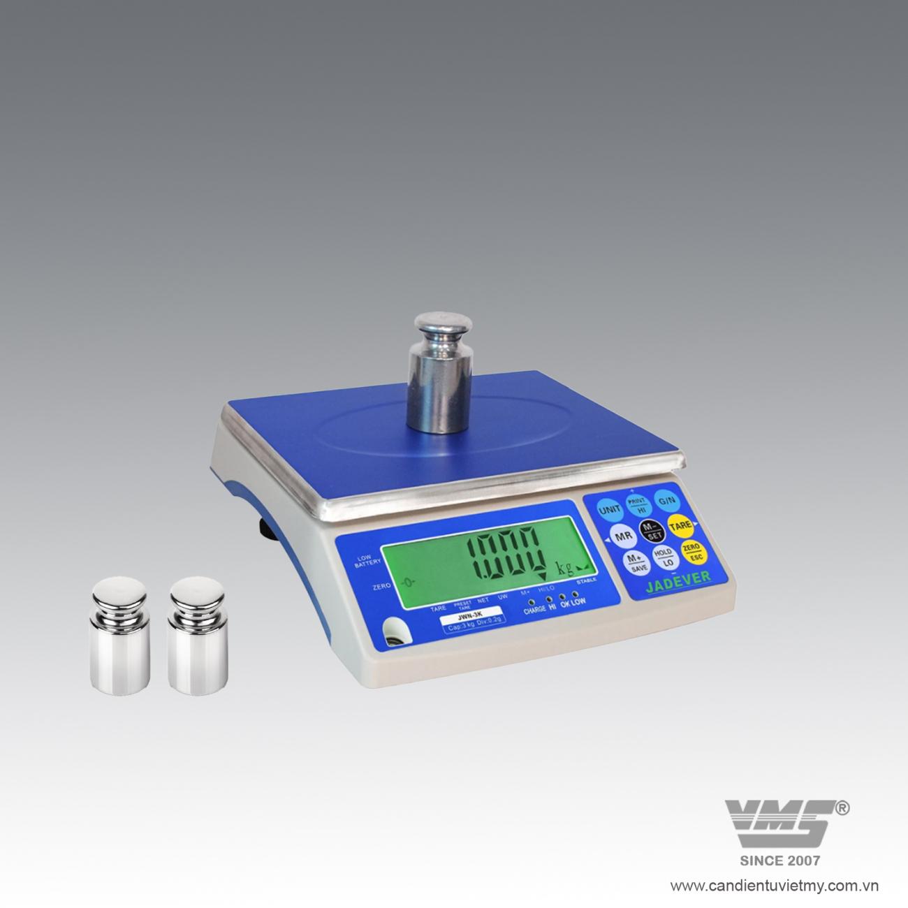 Cân điện tử jwn 6kg