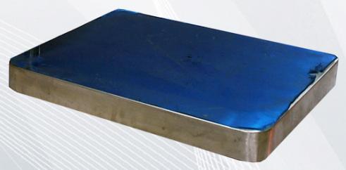CÂN BÀN ĐIỆN TỬ 500KG INOX - MKCELL slide 0