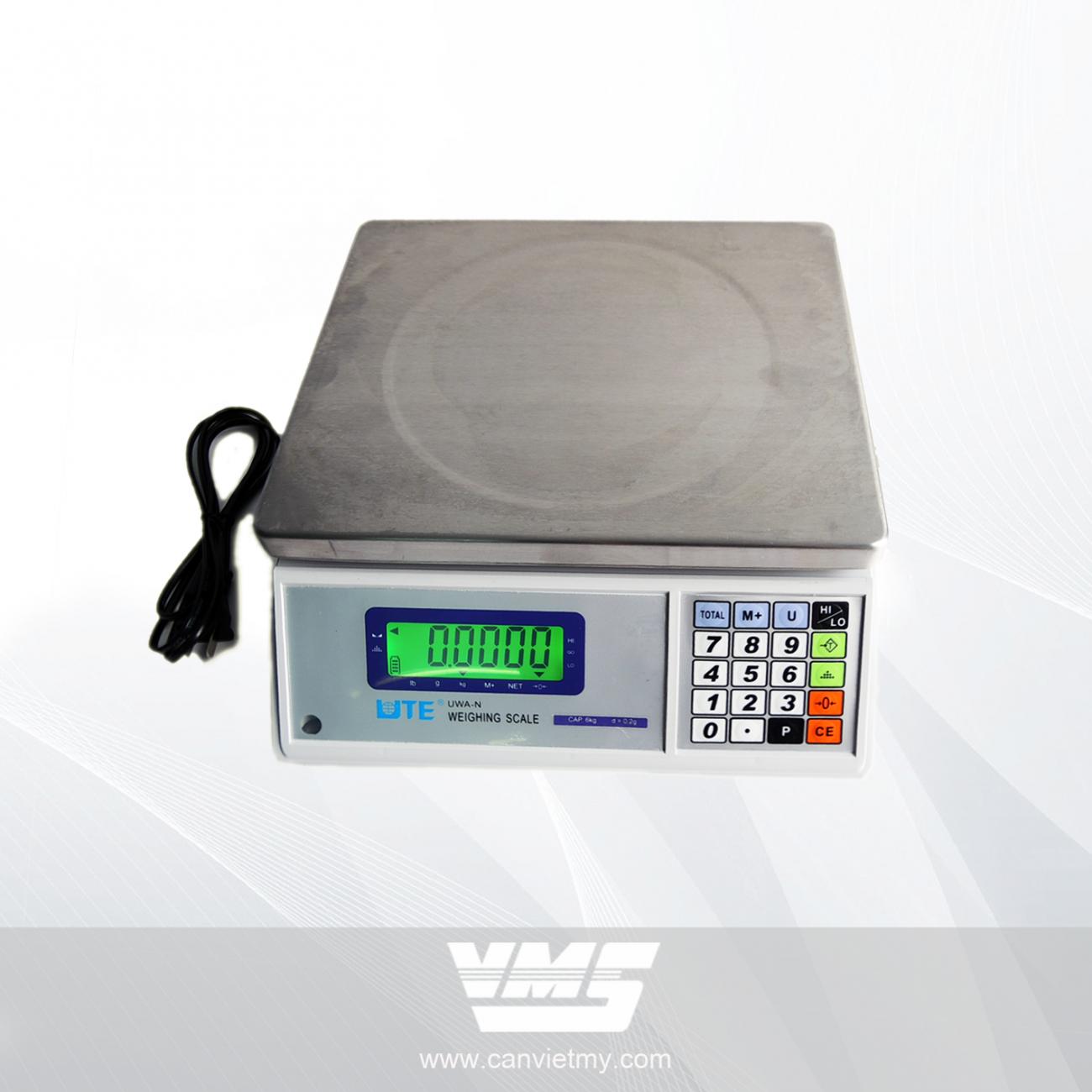 CÂN ĐIỆN TỬ UWA-N 15KG slide 0