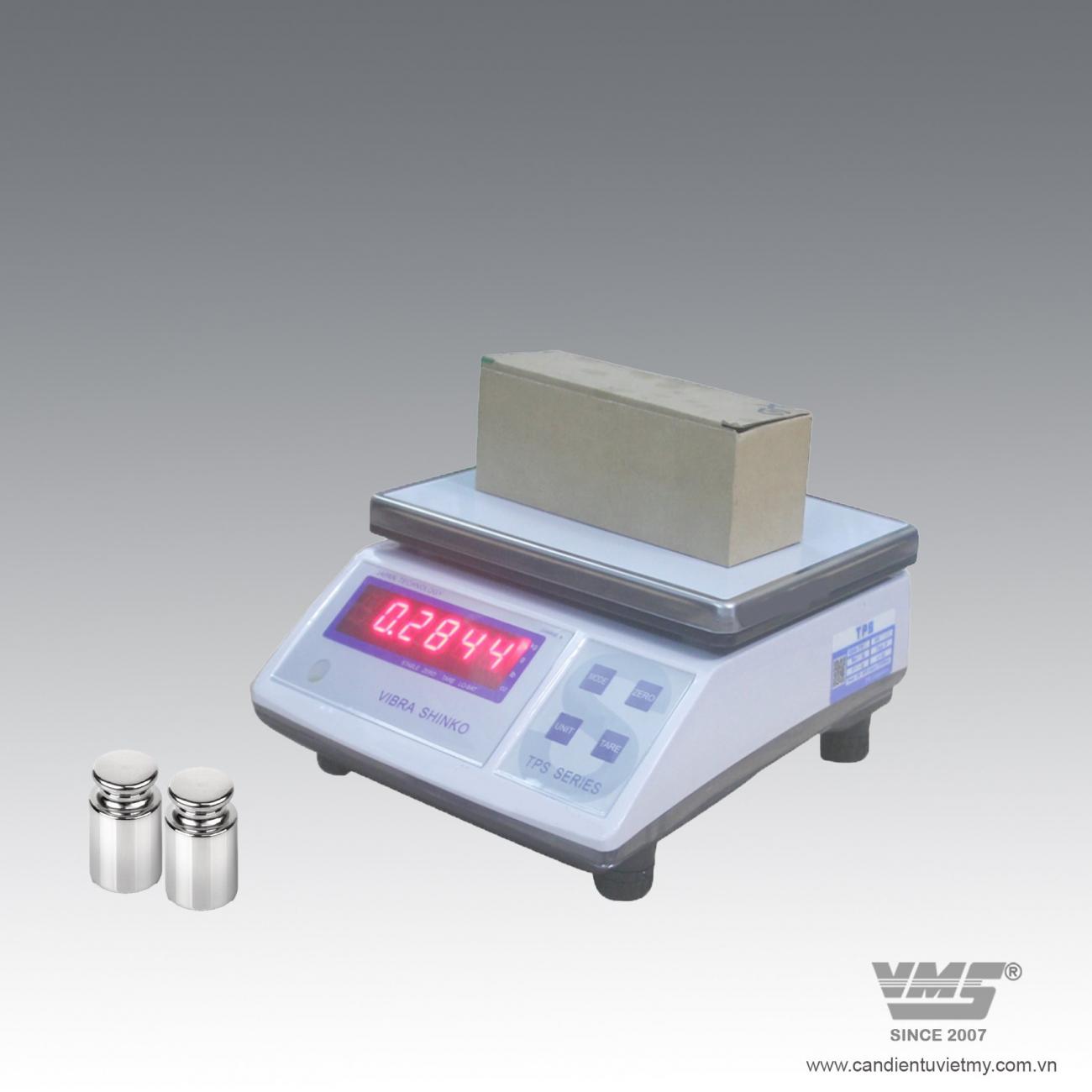 CÂN ĐIỆN TỬ 6KG TPS slide 0